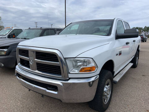 2011 RAM Ram Pickup 2500 for sale at Blake Hollenbeck Auto Sales in Greenville MI