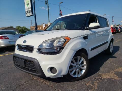 2012 Kia Soul for sale at Rite Track Auto Sales in Detroit MI