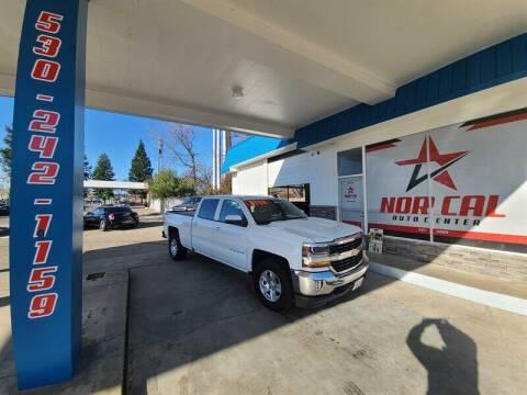 2016 Chevrolet Silverado 1500 for sale at Nor Cal Auto Center in Anderson CA