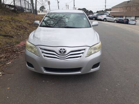 2011 Toyota Camry for sale at Star Car in Woodstock GA