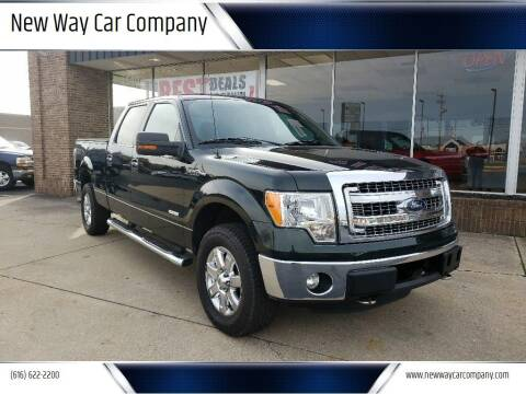 2013 Ford F-150 for sale at New Way Car Company in Grand Rapids MI