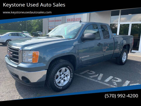 2008 GMC Sierra 1500 for sale at Keystone Used Auto Sales in Brodheadsville PA