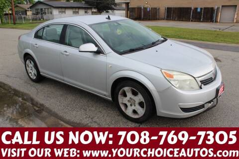 2009 Saturn Aura for sale at Your Choice Autos in Posen IL