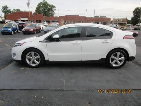 2013 Chevrolet Volt for sale at Taylorsville Auto Mart in Taylorsville NC