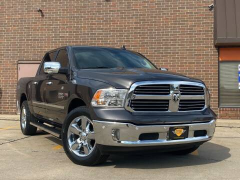 2017 RAM Ram Pickup 1500 for sale at Effect Auto Center in Omaha NE