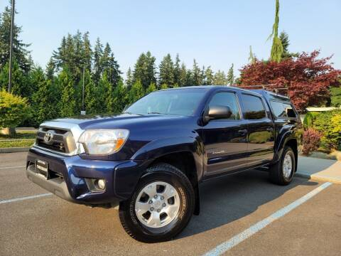 2013 Toyota Tacoma for sale at Silver Star Auto in Lynnwood WA