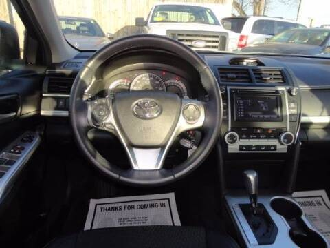 2014 Toyota Camry for sale at Everett Auto Gallery in Everett MA