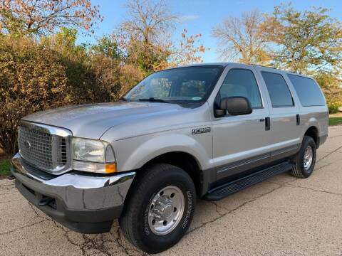 2004 Ford Excursion for sale at All Star Car Outlet in East Dundee IL
