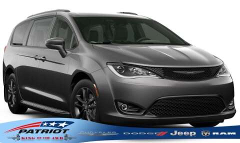 2020 Chrysler Pacifica for sale at PATRIOT CHRYSLER DODGE JEEP RAM in Oakland MD