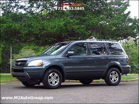 2005 Honda Pilot for sale at M2 Auto Group Llc. EAST BRUNSWICK in East Brunswick NJ