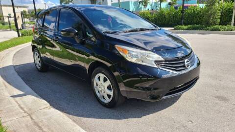 2015 Nissan Versa Note for sale at HD CARS INC in Hollywood FL
