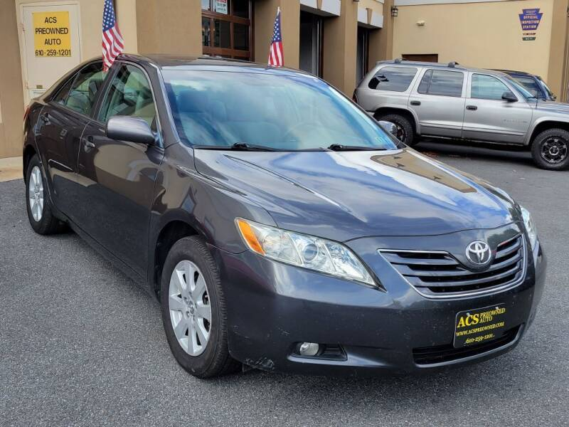 2008 Toyota Camry for sale at ACS Preowned Auto in Lansdowne PA