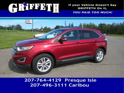 2015 Ford Edge for sale at Griffeth Mitsubishi - Pre-owned in Caribou ME