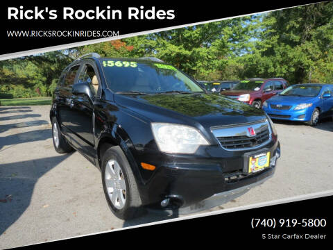 2009 Saturn Vue for sale at Rick's Rockin Rides in Reynoldsburg OH