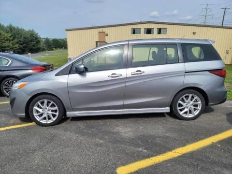 2012 Mazda MAZDA5 for sale at RoseLux Motors LLC in Schnecksville PA