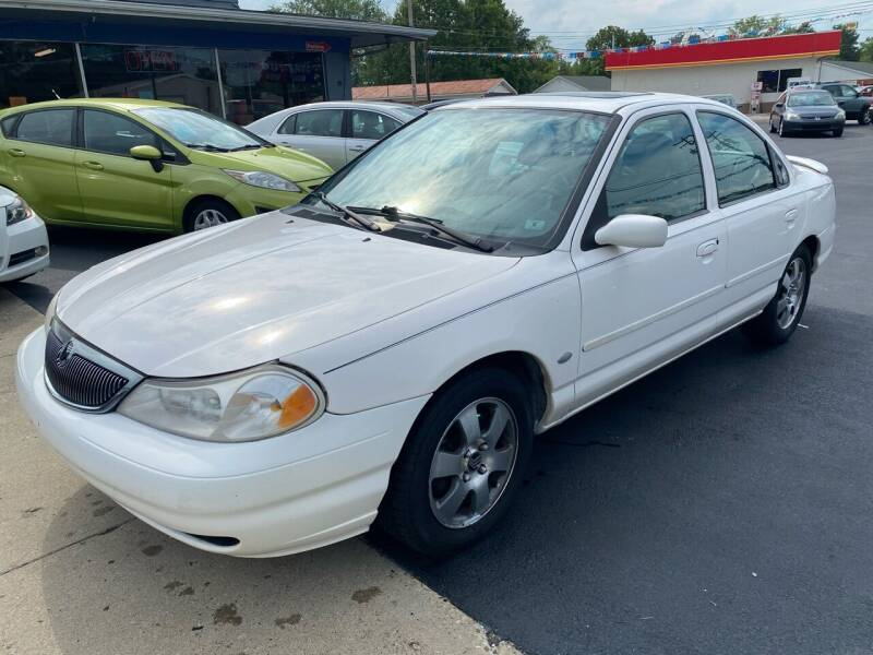 1999 Mercury Mystique for sale at Wise Investments Auto Sales in Sellersburg IN