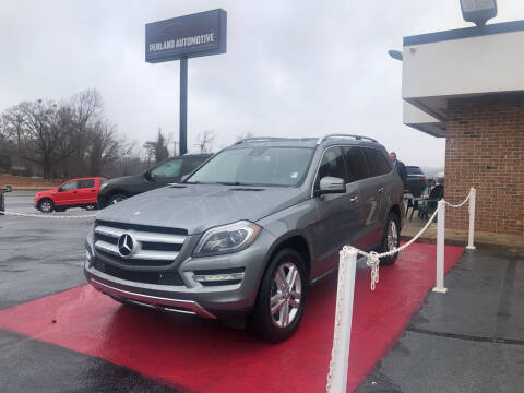 2015 Mercedes-Benz GL-Class for sale at Penland Automotive Group in Taylors SC