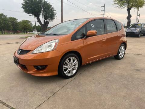 2011 Honda Fit for sale at CityWide Motors in Garland TX