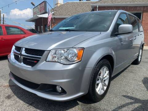 2019 Dodge Grand Caravan for sale at Real Auto Shop Inc. in Somerville MA