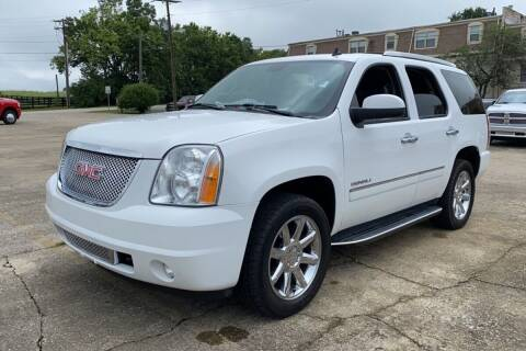 2012 GMC Yukon for sale at Morelock Motors INC in Maryville TN