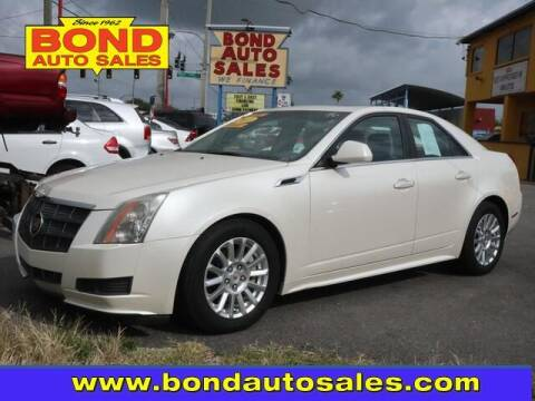 2011 Cadillac CTS for sale at Bond Auto Sales in Saint Petersburg FL