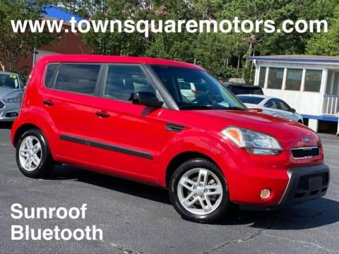 2011 Kia Soul for sale at Town Square Motors in Lawrenceville GA