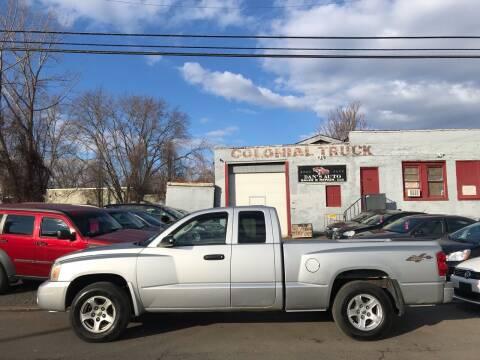 2007 Dodge Dakota for sale at Dan's Auto Sales and Repair LLC in East Hartford CT