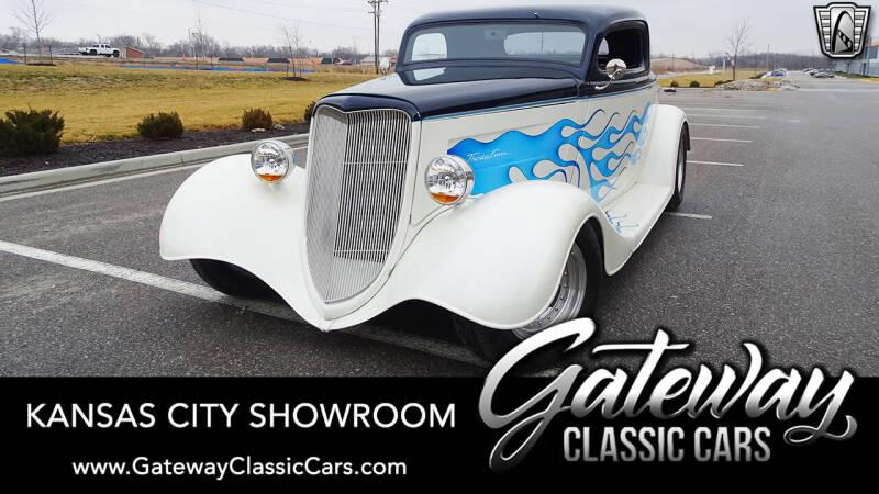 1934 Ford Deluxe for sale in Olathe, KS
