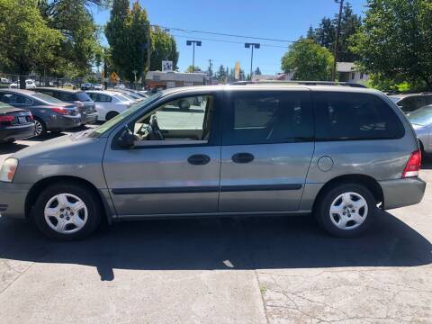 2004 Ford Freestar for sale at Blue Line Auto Group in Portland OR