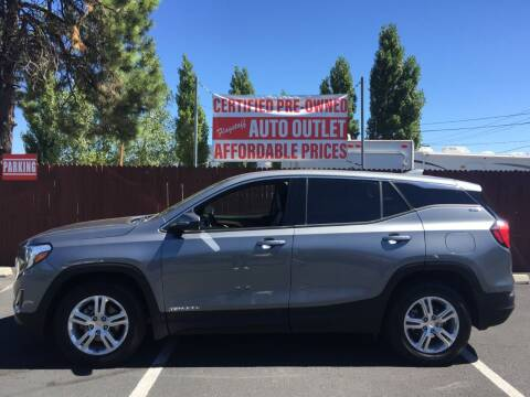 2018 GMC Terrain for sale at Flagstaff Auto Outlet in Flagstaff AZ
