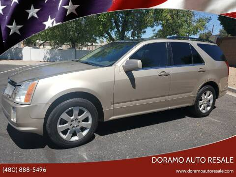 2006 Cadillac SRX for sale at DORAMO AUTO RESALE in Glendale AZ