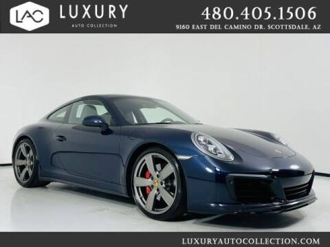 2019 Porsche 911 for sale at Luxury Auto Collection in Scottsdale AZ
