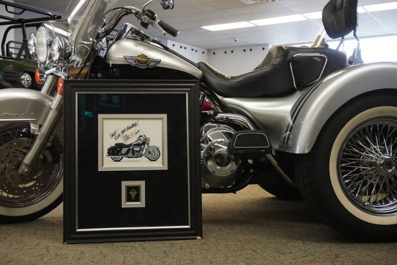 2003 Harley-Davidson® Road King Classic 100th Annive for sale at Southeast Sales Powersports in Milwaukee WI