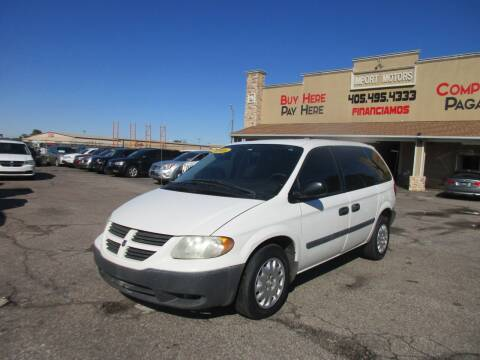 2006 Dodge Caravan for sale at Import Motors in Bethany OK