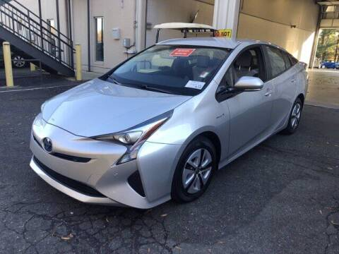 2017 Toyota Prius for sale at Summit Credit Union Auto Buying Service in Winston Salem NC
