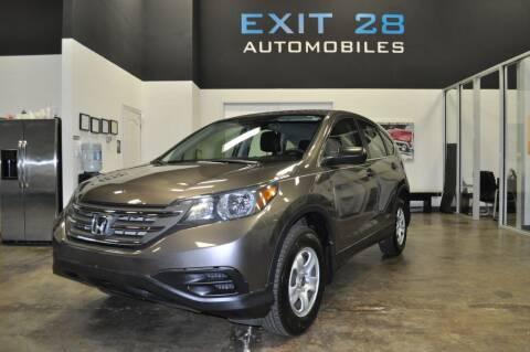 2014 Honda CR-V for sale at Exit 28 Auto Center LLC in Cornelius NC