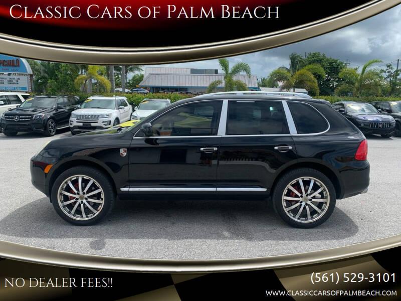 2006 Porsche Cayenne for sale at Classic Cars of Palm Beach in Jupiter FL