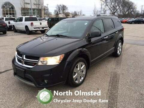 2012 Dodge Journey for sale at North Olmsted Chrysler Jeep Dodge Ram in North Olmsted OH