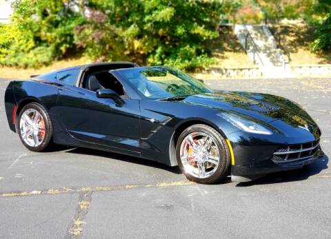 2016 Chevrolet Corvette for sale at Flying Wheels in Danville NH