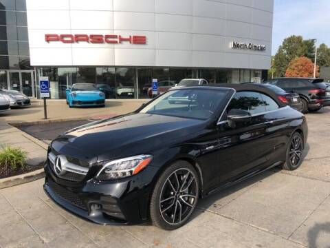 2019 Mercedes-Benz C-Class for sale at PORSCHE OF NORTH OLMSTED in North Olmsted OH