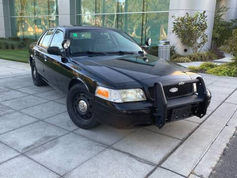 2007 Ford Crown Victoria for sale at Top Motors in San Jose CA
