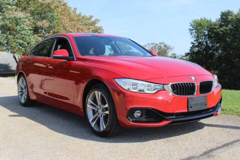 2016 BMW 4 Series for sale at Harrison Auto Sales in Irwin PA