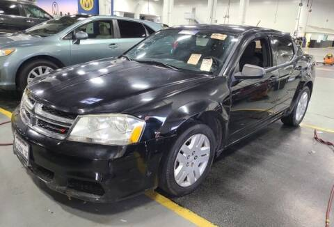 2012 Dodge Avenger for sale at SoCal Auto Auction in Ontario CA