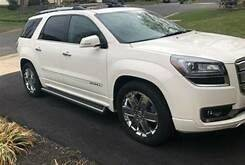 2014 GMC Acadia for sale at FAST LANE AUTOS in Spearfish SD