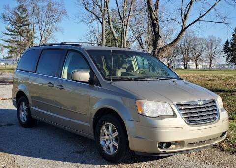 2008 Chrysler Town and Country for sale at A F SALES & SERVICE in Indianapolis IN