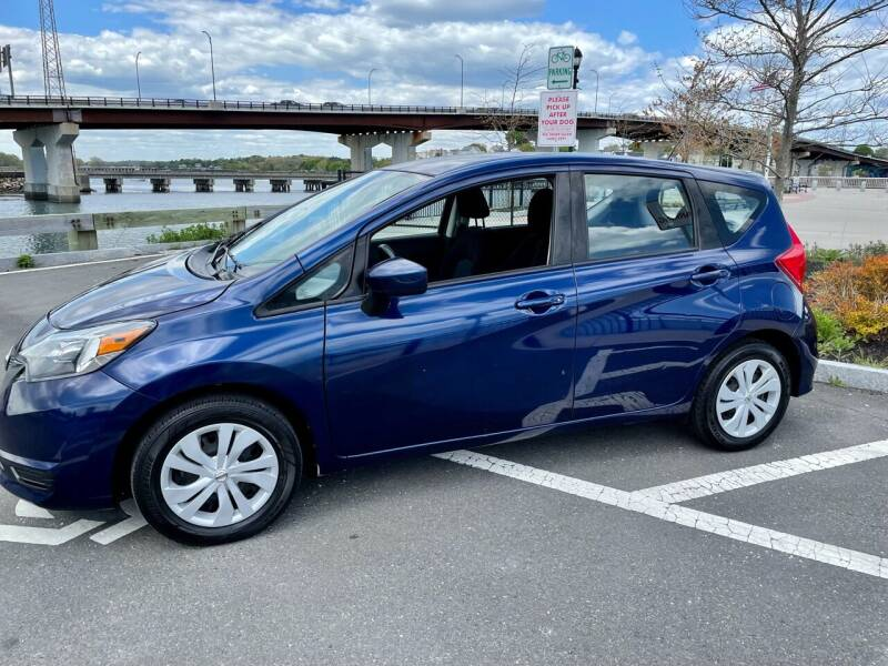 2018 Nissan Versa Note for sale at Motorcycle Supply Inc Dave Franks Motorcycle sales in Salem MA
