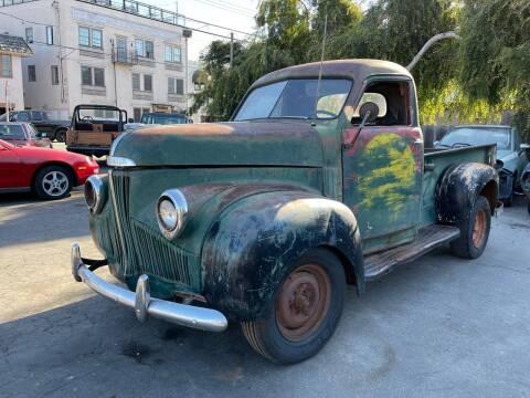 1948 Studebaker Pickup M5 for sale at Dodi Auto Sales in Monterey CA