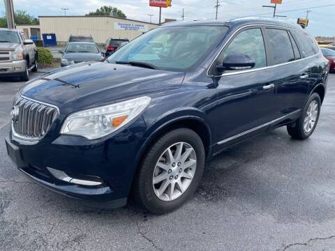 2017 Buick Enclave for sale at Modern Automotive in Boiling Springs SC