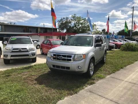 2008 Ford Escape for sale at Mendz Auto in Orlando FL