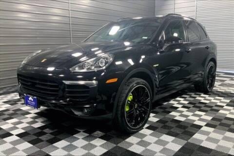 2016 Porsche Cayenne for sale at TRUST AUTO in Sykesville MD